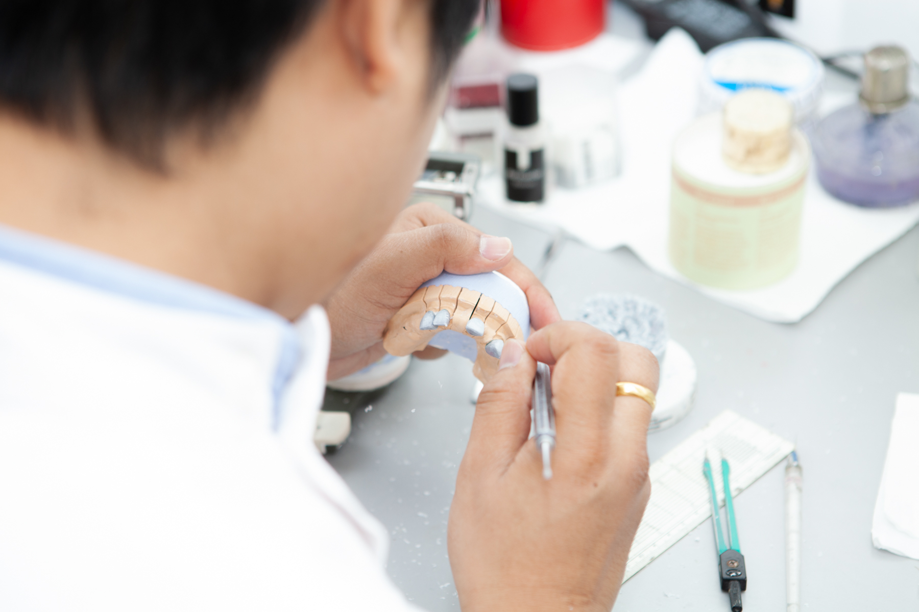 Our in-house dental lab